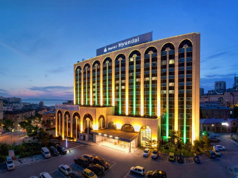 Мероприятие в Отель Hyundai