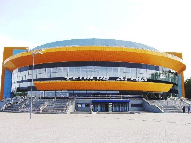 Мероприятие в Фетисов-Арена