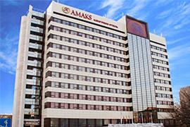 Мероприятие в Отель Амакс